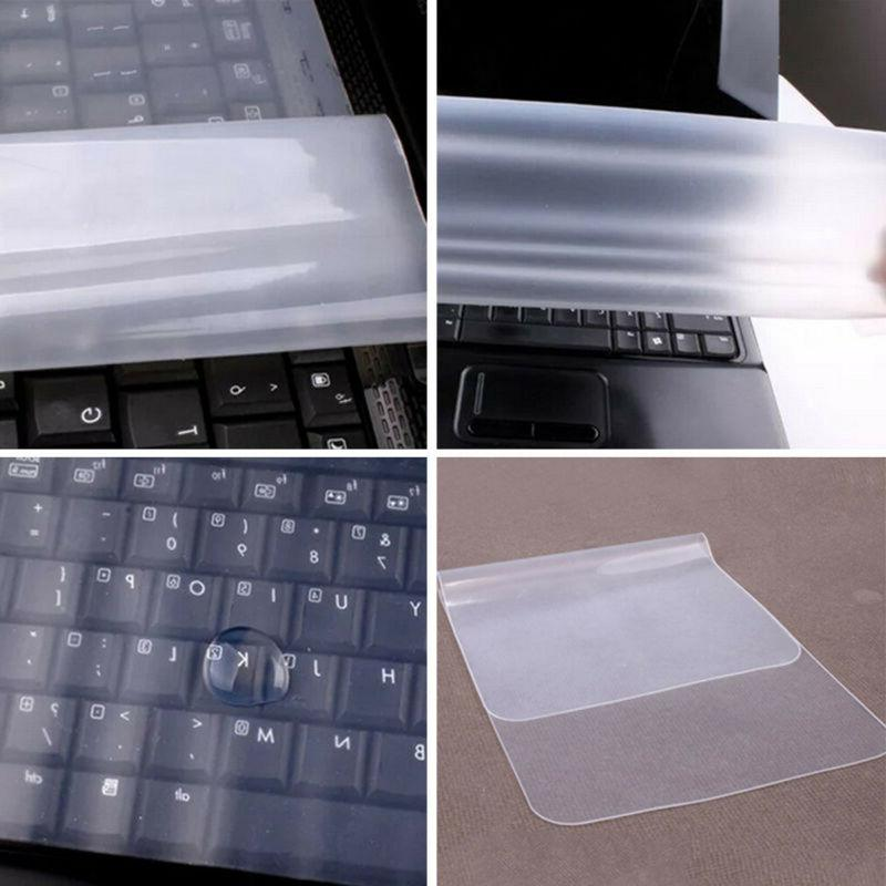 universal washable laptop skin cover waterproof silicone