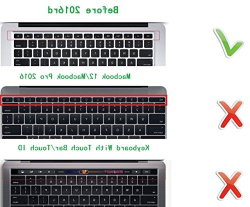 Dogxiong Ableton Functional Shortcut Skin for 13 for Macbook Pro 13, 15 Keyboard Layout