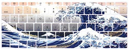 us layout silicone keyboard protector