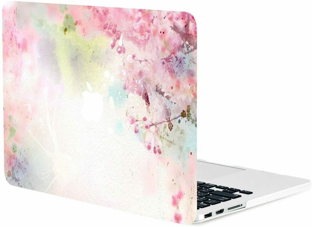 TOP CASE Graphics Hard Keyboard Cover,Mouse Pad