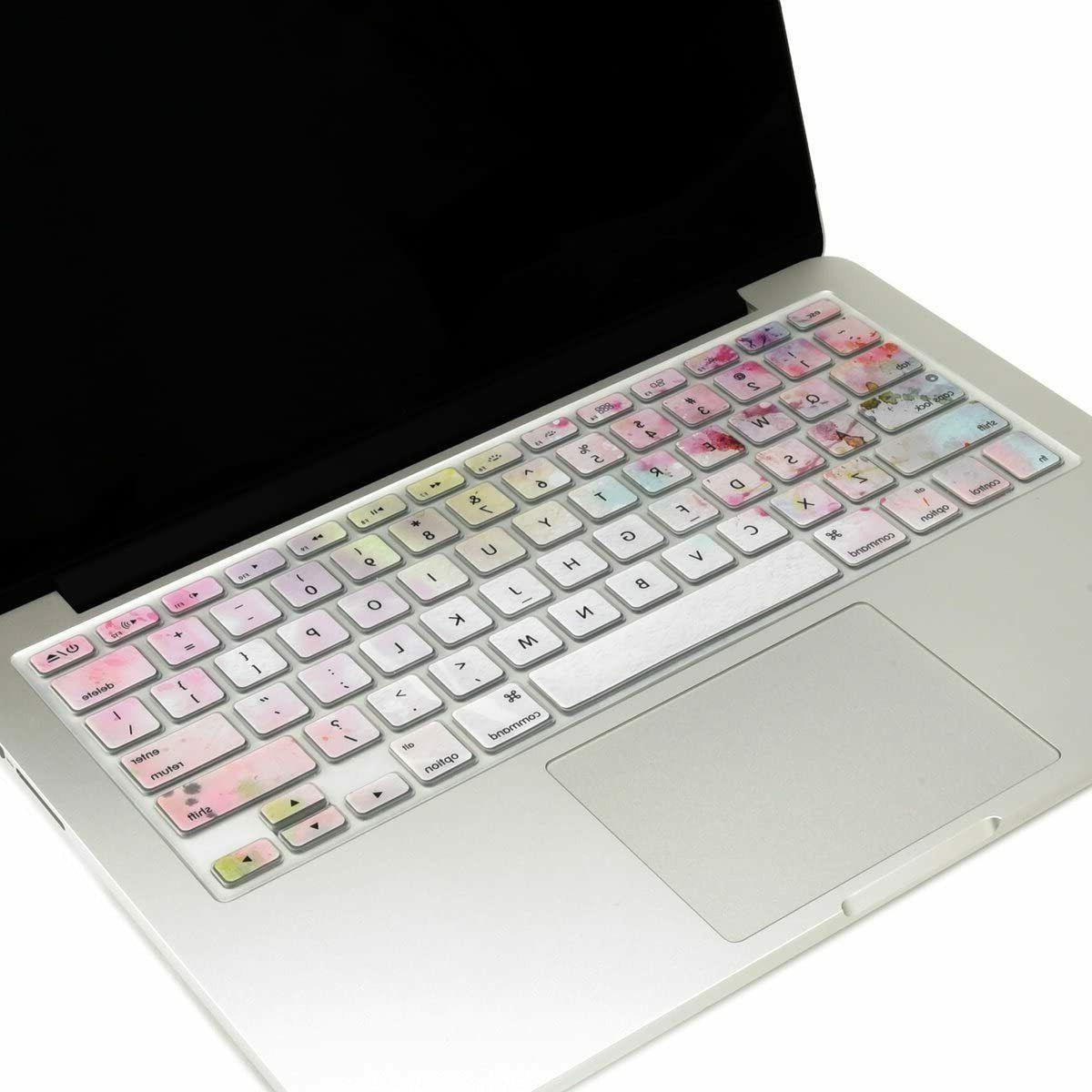 TOP CASE Graphics Keyboard Cover,Mouse Pad