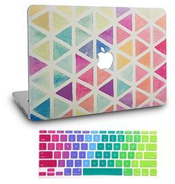"""KEC Laptop Case for Old MacBook Pro 13"""" Retina  w/ KeyBoard"""