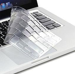 Laptop High Clear Transparent Tpu Keyboard Protector Skin Co