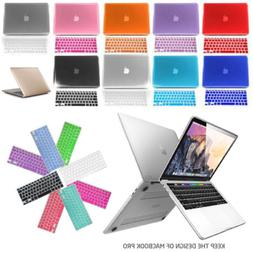 Laptop Matt Rubberized Hard Case Keyboard Cover for Apple Ma