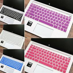 Laptop Silicone Keyboard Protector Skin Cover for HP Pavilio