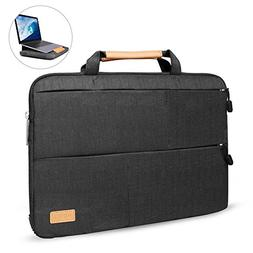 WIWU 13.3 Inch Laptop Sleeve Briefcae Bag with Stand Feature