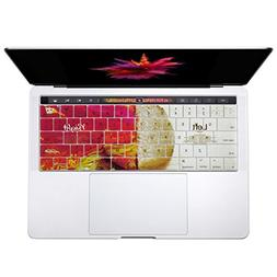 Herngee Left and Right Brain MacBook Keyboard Cover Compatib