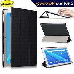 Lenovo Tab 4 10 Case - DHZ Multi-Viewing Ultra Lightweight S