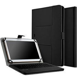 LG G Pad X 10.1 Keyboard case, IVSO Ultra-Thin DETACHABLE Bl