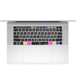 logic pro x functional shortcut silicone keyboard