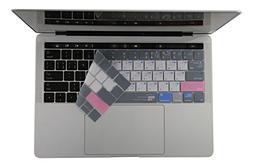 Premium Mac OS X Shortcut Keyboard Cover for NEWEST Macbook