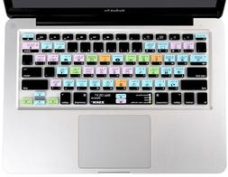 XSKN Mac OS X Shortcut Keyboard Cover Dust-Proof Skin for ol