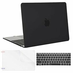 "MacBook 12"" 12 Retina Case Hard Shell Keyboard Cover Premium"