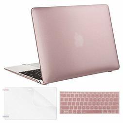"MacBook 12"" 12 Retina Hard Shell Case Keyboard Cover Premium"