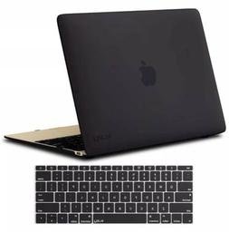 Kuzy MacBook 12 inch Case & Keyboard Cover For Model A1534 W
