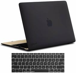 Kuzy MacBook 12 inch Case & Keyboard Cover For Model A1534 w