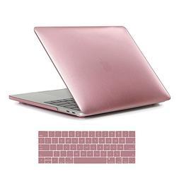 Macbook Pro 13 Case A1706/A1708 Released 2016 & 2017,iDDC Me