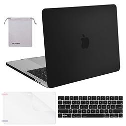 MOSISO MacBook Pro 15 Case 2018 2017 2016 Release A1990/A170