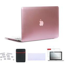Se7enline Macbook Air 11.6 Case Soft Touch Plastic Hard Shel