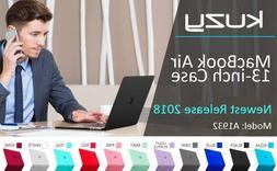 "MacBook Air 13"" Case 2018 Kuzy Hard Case and BONUS keyboard"