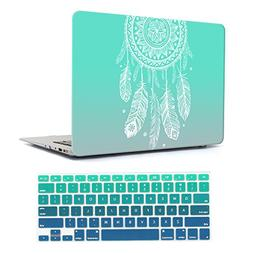 Dongke MacBook Air 13 inch Case Dream Catcher Design with Om
