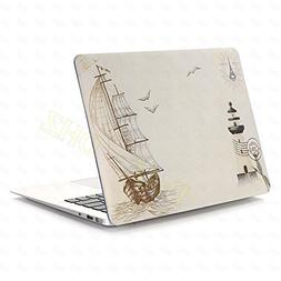 DHZ MacBook Air 13 Inch Case - Lighthouse and Sailing Ultra