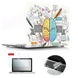 Se7enline Macbook Air Case Pattern Soft Touch Hard Shell Pla