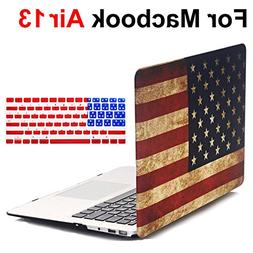MacBook Air 13 Inch Case  - iZi Way The Stars and Stripes Vi