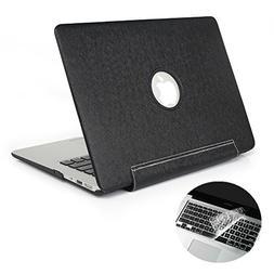 Se7enline Macbook Air Case Ultra Slim Lightweight Silky PU L