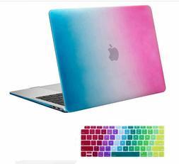 "Mosiso MacBook AIR Compatible 13"" A1832 Rainbow Keyboard Cov"