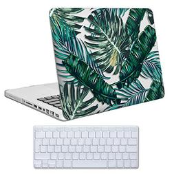 Macbook Pro 13 inch Case,iCasso Rubber Coated Hard Shell Pla