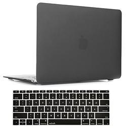 ProCase MacBook 12 Inch Case A1534, Hard Case Rubberized She