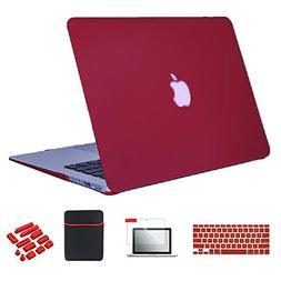 Se7enline Macbook Air Case Light Weight Snap-On Plastic Hard