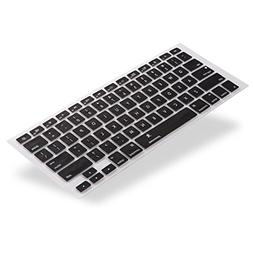 Macbook Keyboard Cover 11 inch, JOKHANG Silicone Skin for Ma