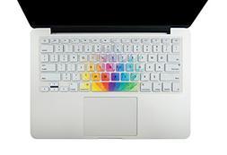 "KEC MacBook Keyboard Cover Skin for MacBook Pro 13"", 15"", 17"