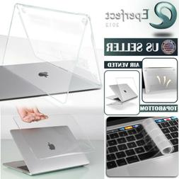 "MacBook Pro 13"" 15"" Touch Bar Case Clear Shell Keyboard Cove"