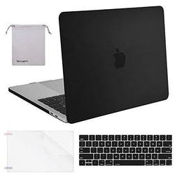 MacBook Pro 13 Case 2018 A1989/ A1706/ A1708 Hard Shell & Ke