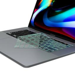 MacBook Pro 13 inch TPU Keyboard Cover 2019 A2289 with touch
