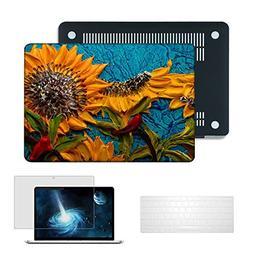MacBook Air 13 Case A1369/A1466,Anrain Ultra-Slim Light Weig