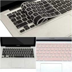 Macbook Pro Keyboard Cover Case For 13 15 Inch Waterproof Fu