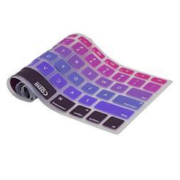 Casiii MacBook Pro Keyboard Cover Engineered Fit to  Macbook