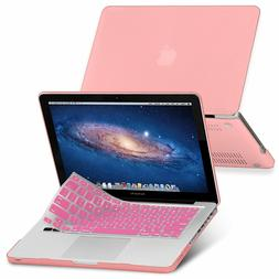 MacBook Pro Pink Soft-Touch Frosted Hard Case - Protective K