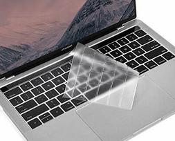for MacBook Pro Touch Bar Keyboard Cover, CaseBuy Ultra Thin