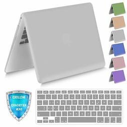 For MacBook Retina 12 Inch Metallic Soft Touch Plastic Hard