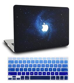 "KECKEC Laptop Case for Old MacBook Pro 13"" Retina  w/ KeyBo"