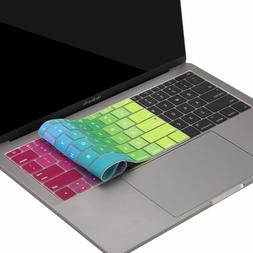 macbook silicone pattern keyboard cover protective skin