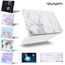Mosiso Marble Hard Case for Macbook Pro 13 Retina with touch