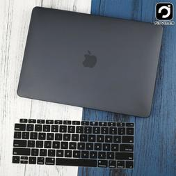 Matte Hard Shell Case+Keyboard Skin+LCD Film For Macbook Pro