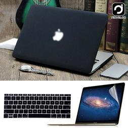 Matte Hard Shell Case+Keyboard Skin+LCD Film For MacBook Air