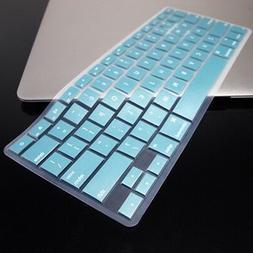 "METALLIC BLUE Keyboard Cover Skin for Macbook Air 13"""